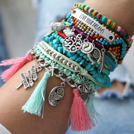 hippe ibiza armbanden 2016 exclusief design