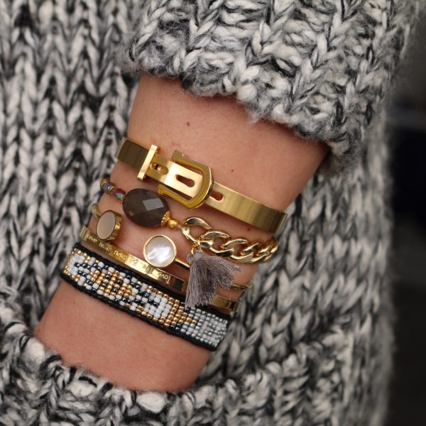 stalen armbanden armcandy musthave