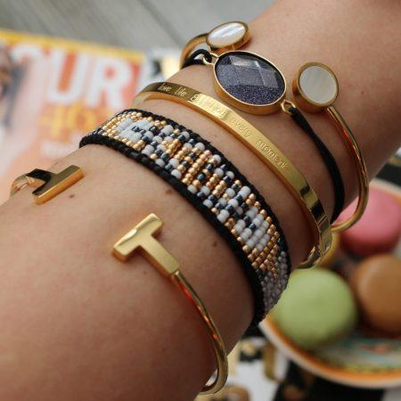 armbandjes 2016 glitter steen