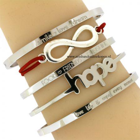 infinity armbanden online kopen