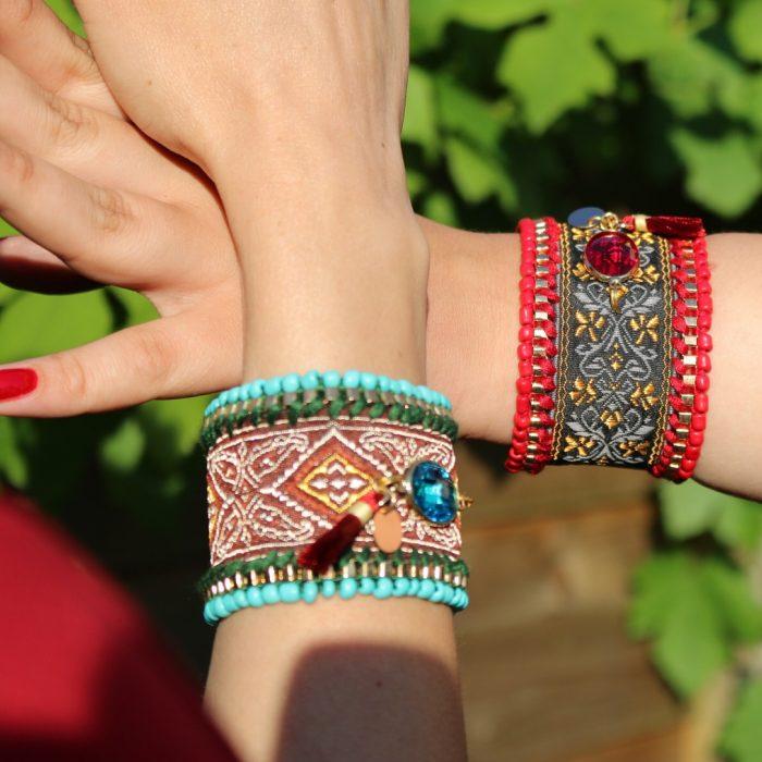 bohemian style ibiza armbanden 2016