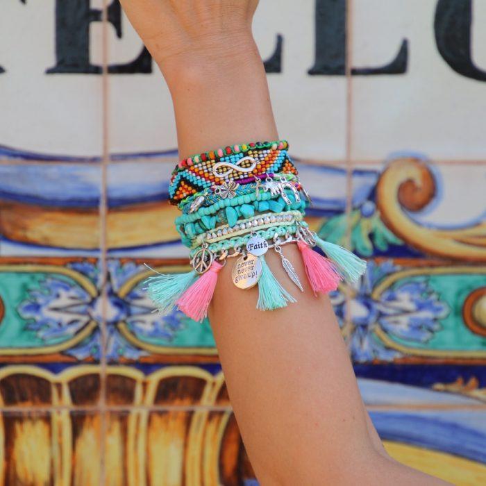 Ibiza Armband The Magic of Faith
