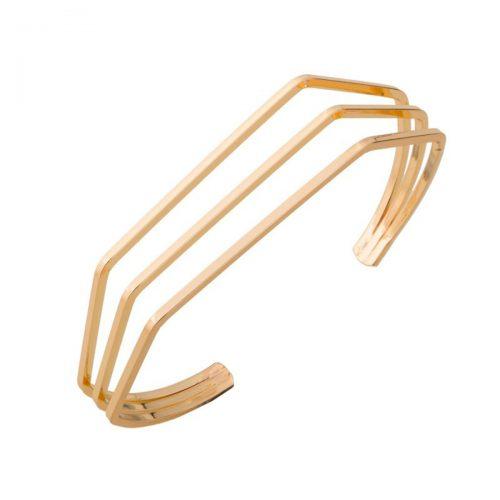 bangle armband goud