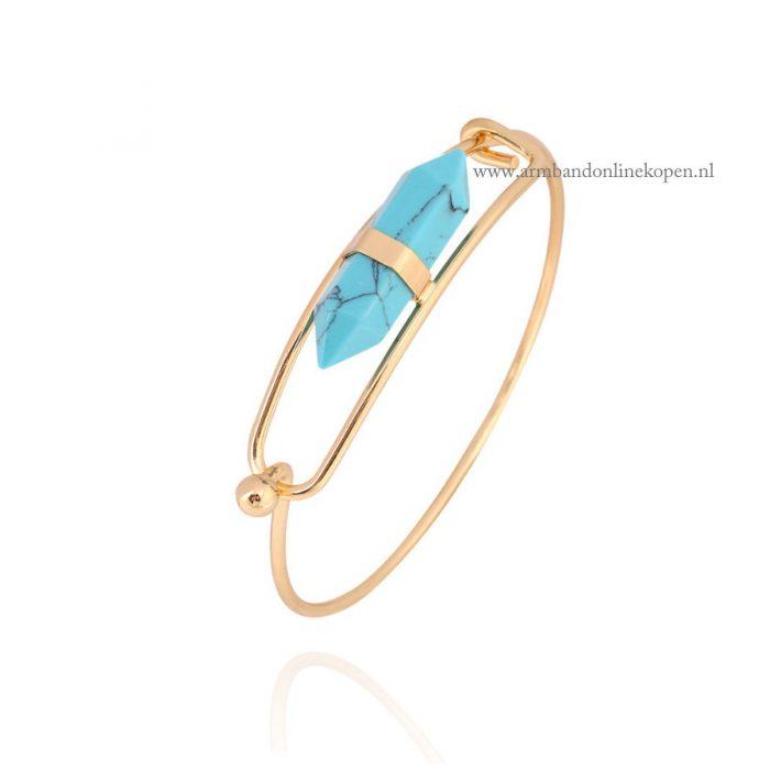 marble bracelet marmer steen