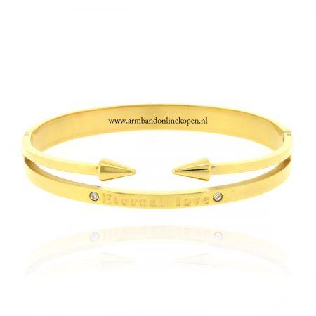 open-bangle-eternal-love-gold