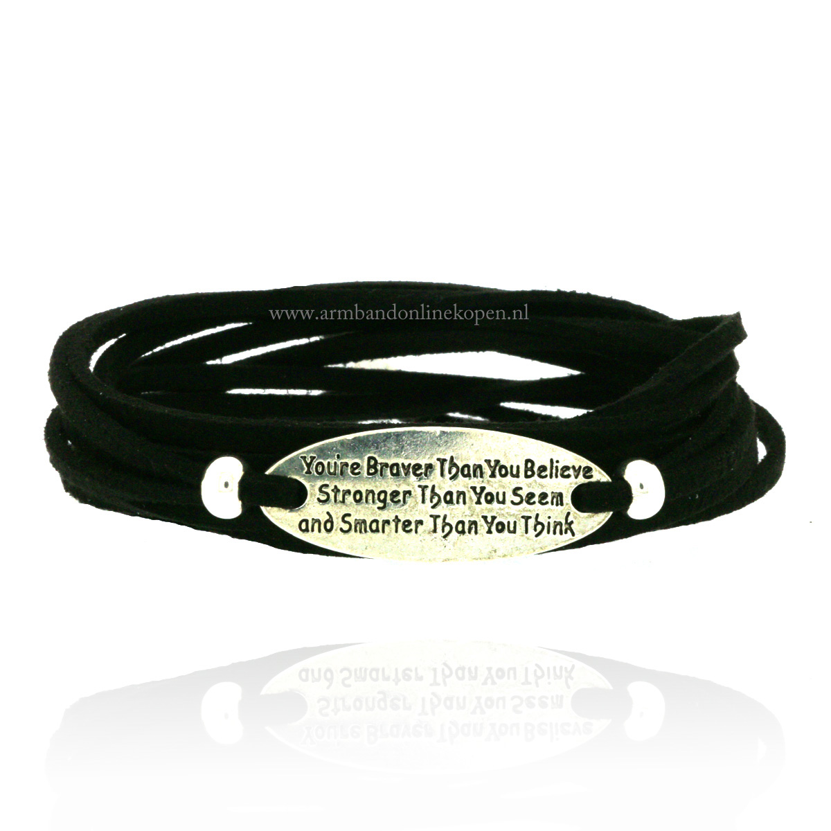 Wikkel Armband Always Believe in Yourself