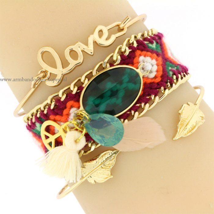 armband-love-goud-armcandy