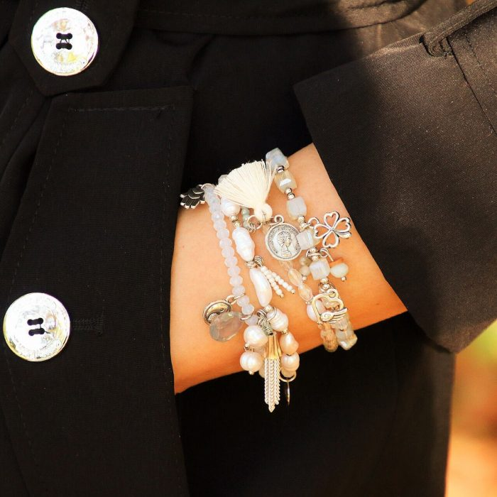 armbanden-set-zilver-witte-tinten