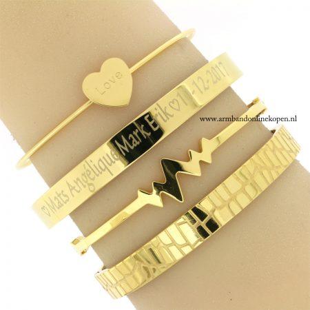 geluks armbanden geluks steen eigen tekst quote armband