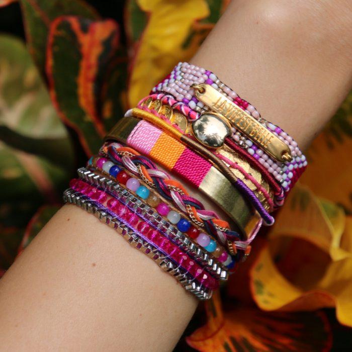 hippe-armband-la-vie-est-belle-goud