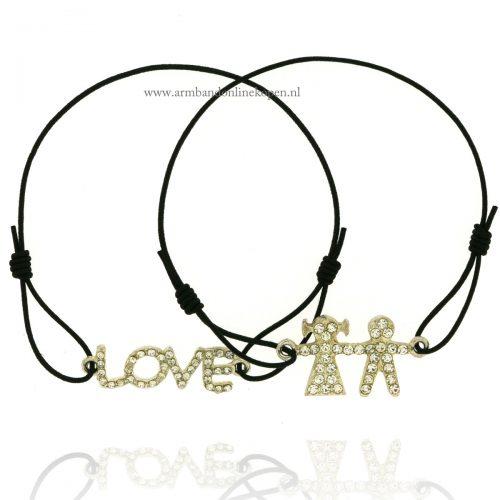Love my Children Bracelet Set