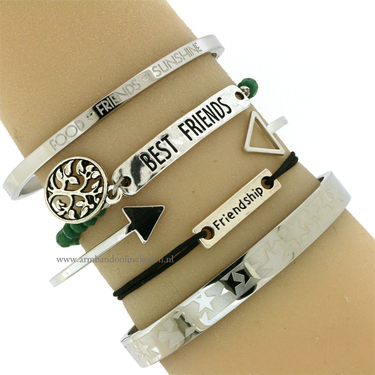 Best friends armband for life for Armband fa r beste freundin