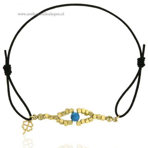 geluks-armband-boze-oog-goedkoop-kopen-goud-zwart