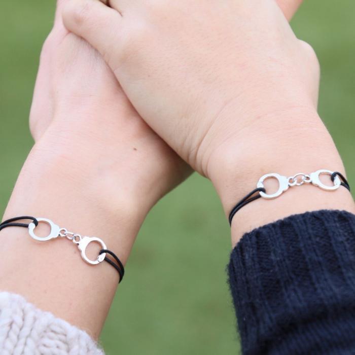 partners in crime armbandjes set bff forever