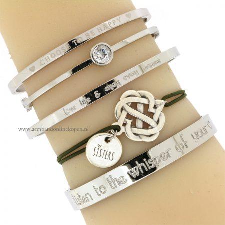 infinity armband zussen armband online kopen
