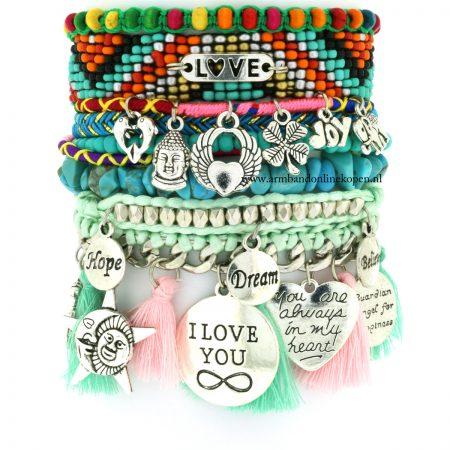 Ibiza Armband Magic Feelings