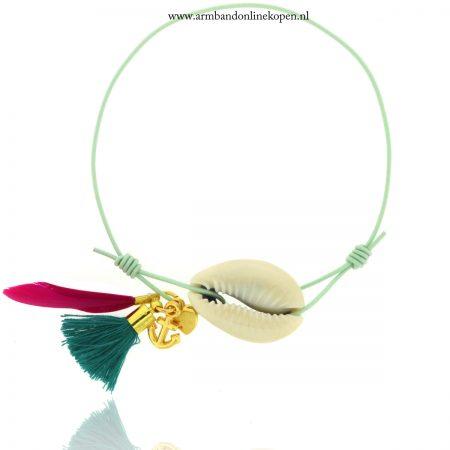 Simple Shell Bracelet Bohemian Summer