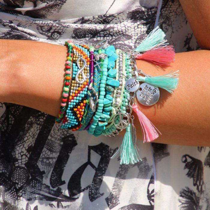 handgemaakte ibiza armband online kopen
