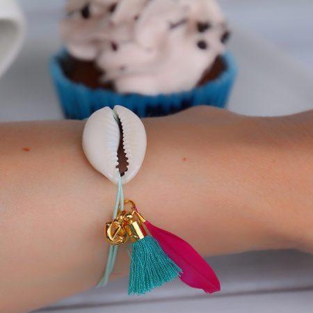 ibiza armbandje boho details