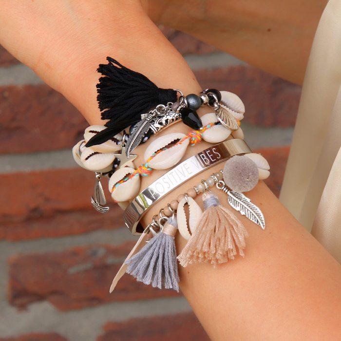 musthave ibiza armbandjes met schelpen