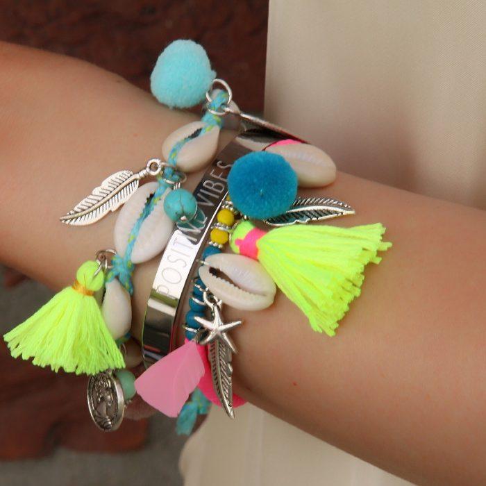 on trend ibiza armbandjes 2017