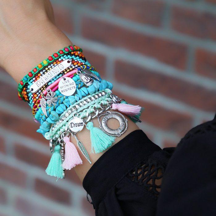 good vibes only hippe ibiza armbanden kopen