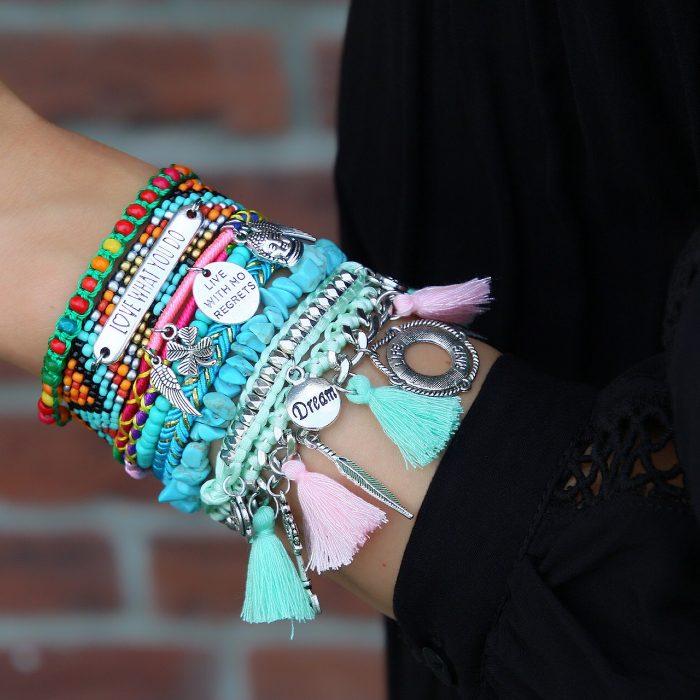 good vibes only hippe ibiza armbanden online kopen