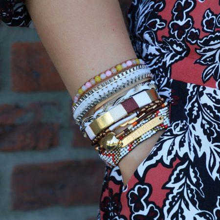 ibiza armbanden good vibes only goud