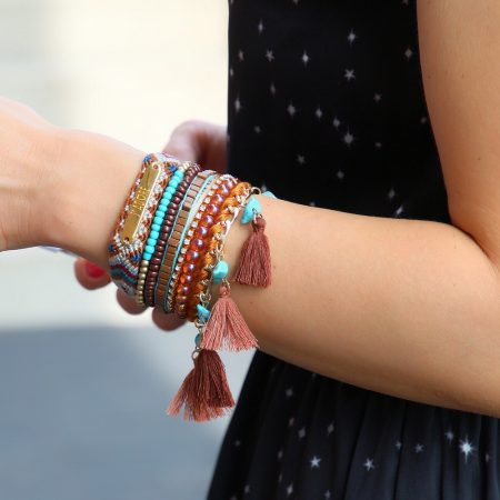 ibiza armbanden herfst tinten