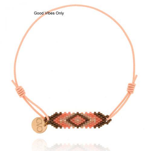 armbandje-aztec-perzik-roze-goud
