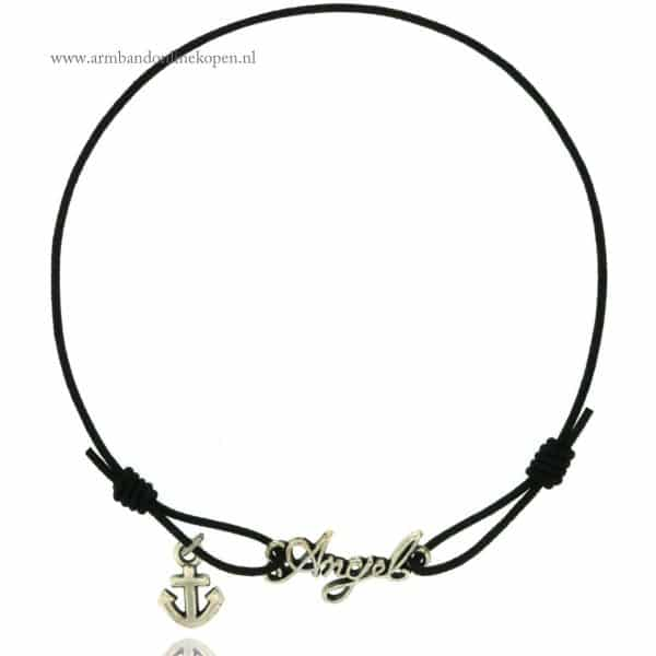 Angels of Hope Armbandje Zilver