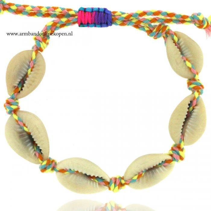 Shell Bracelet and Anklet Endless Summer