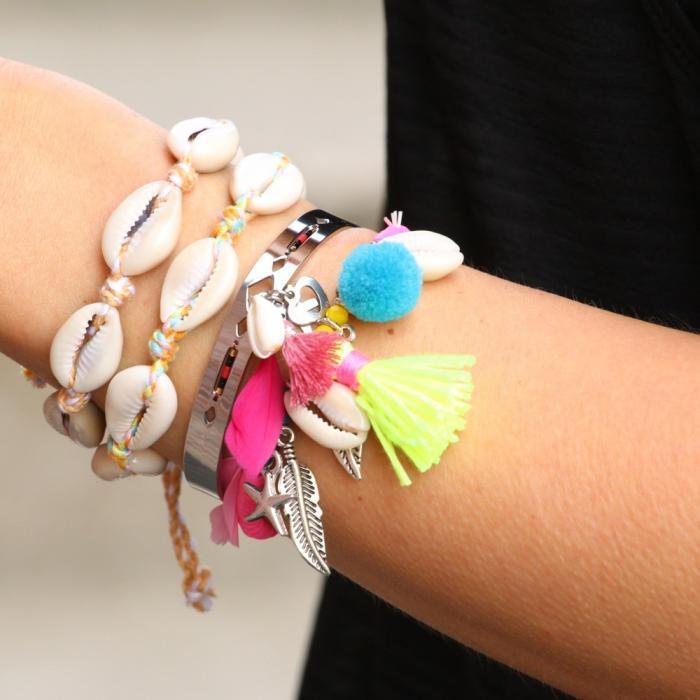 armparty armbandjes ibiza style