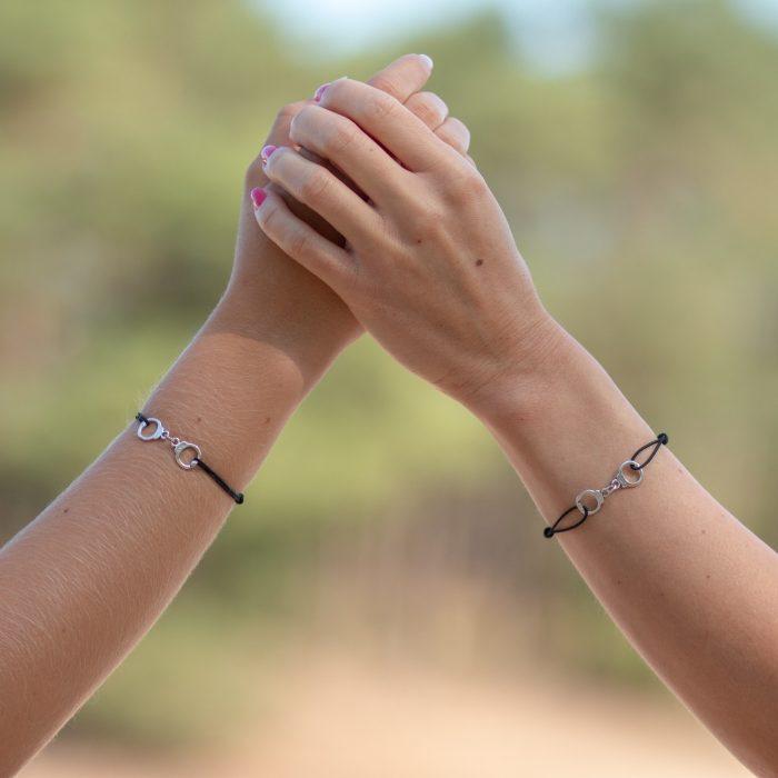 bff armbandjes partners in crime forever together