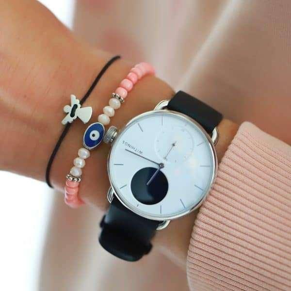 Beschermengeltje Armbandje Zilver Geluks Armbandjes