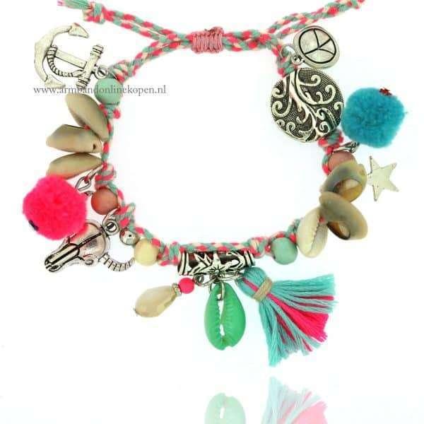 Ibiza Armband Mint Sensation