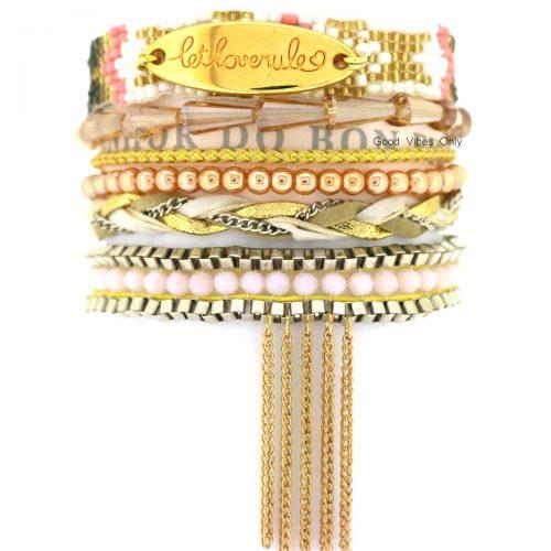 Ibiza Armband Let Love Rule