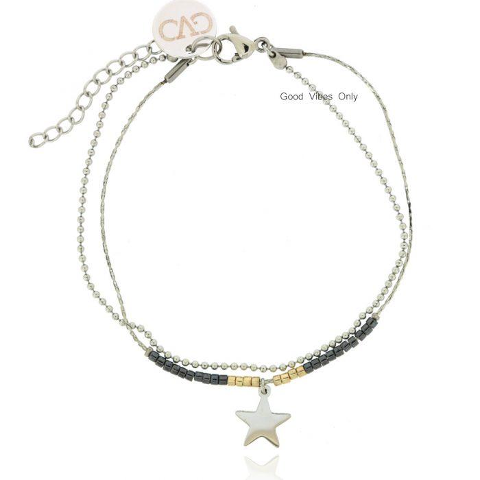 RVS Armbandje You Are a Star
