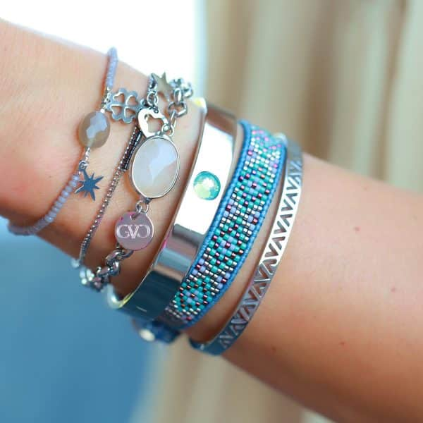 schakels moeder armband armparty