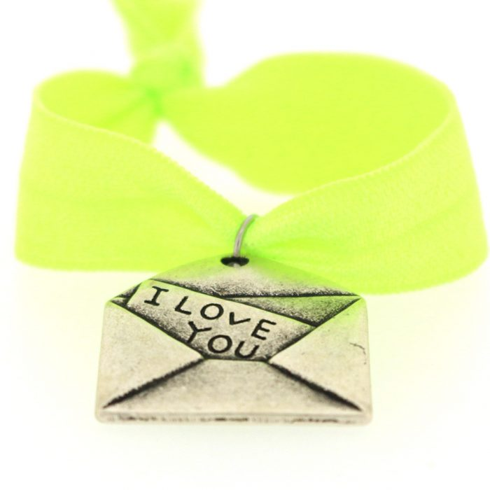 Love Letter I Love You Silver