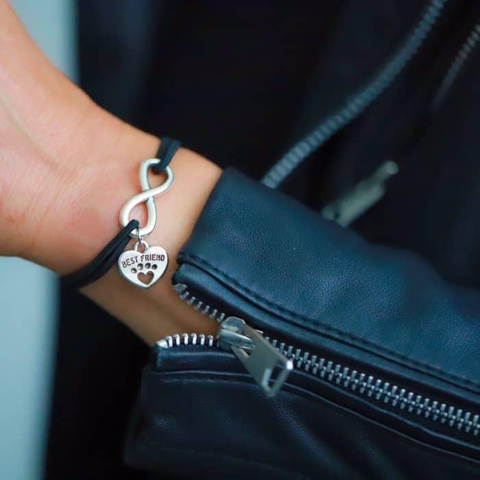 Pootafdruk Armbandje bff online kopen