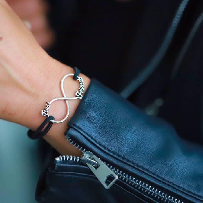 bff armbandje infinity symbool online kopen