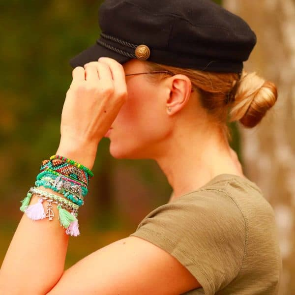 armband armparty musthave Good Vibes Only Sieraden