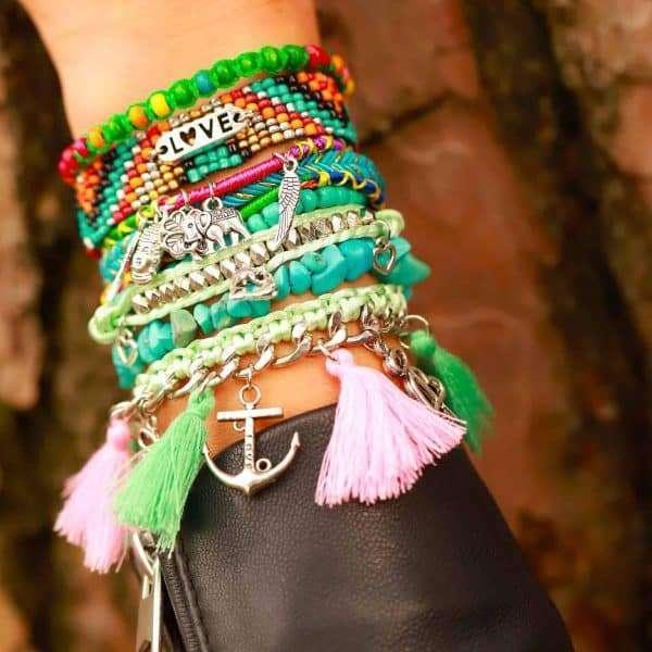 love acnhor armband armparty
