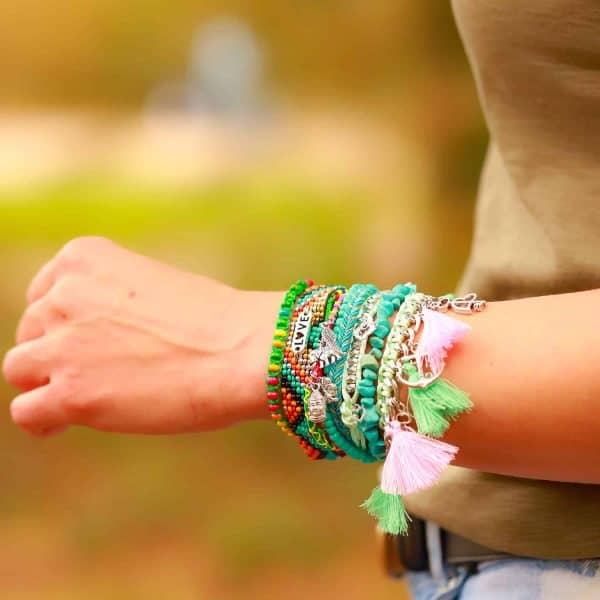 love good vibes only sieraden