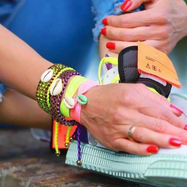 neon armparty armbandjes 2020