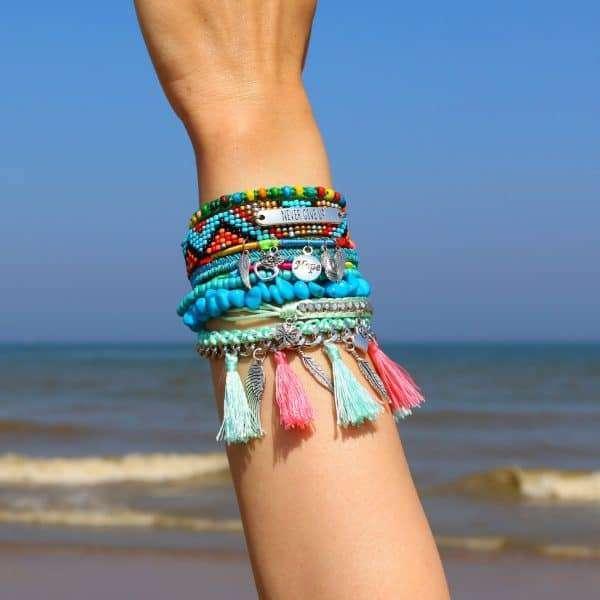 Ibiza Armband zomer 2020 Wings of Hope
