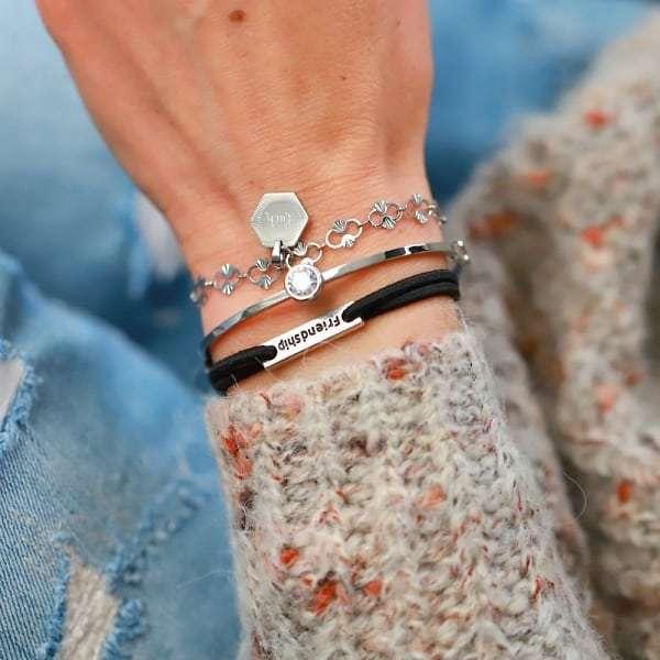 vriendschap is een waardevol geschenk armbanden
