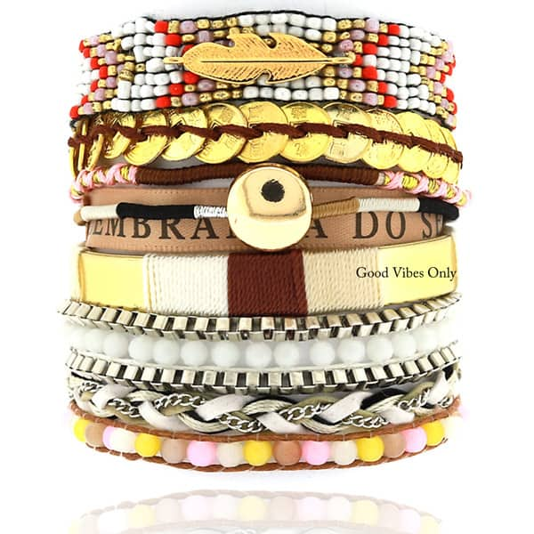 Ibiza Armband Stay Wild Flower Child