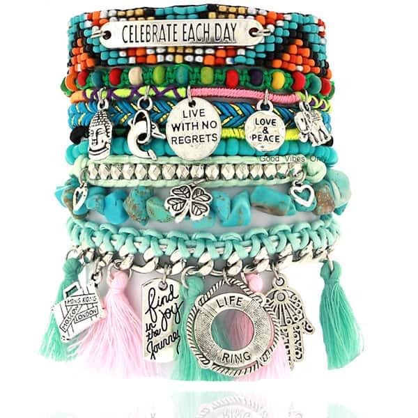 ibiza style armbanden armcandy